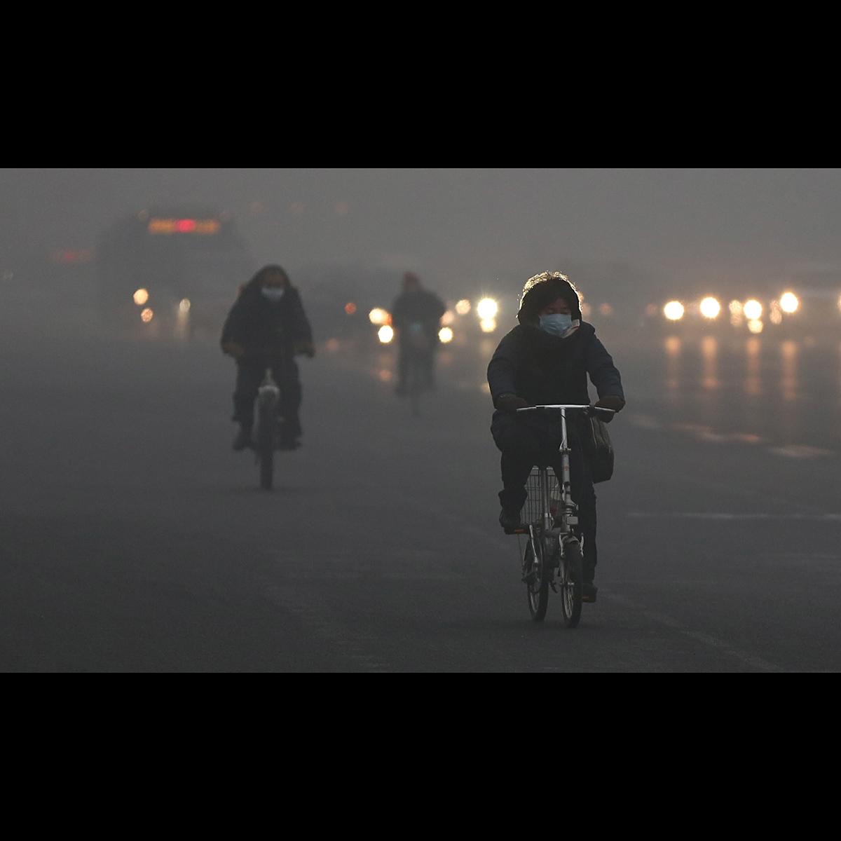 Çin'in hava kirliliği mücadelesi
