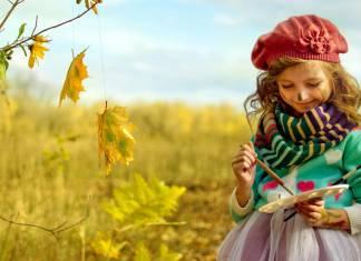 Çocuk gelişiminde doğanın etkisi