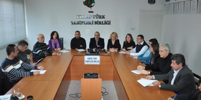 Kuzey Kıbrıs nükleere karşı birleşti