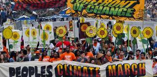 Yeşil aktivizmin evrimi