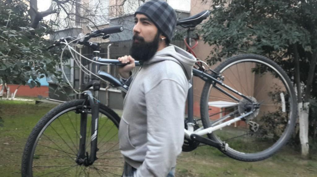 Bisikletli Sahaf 4
