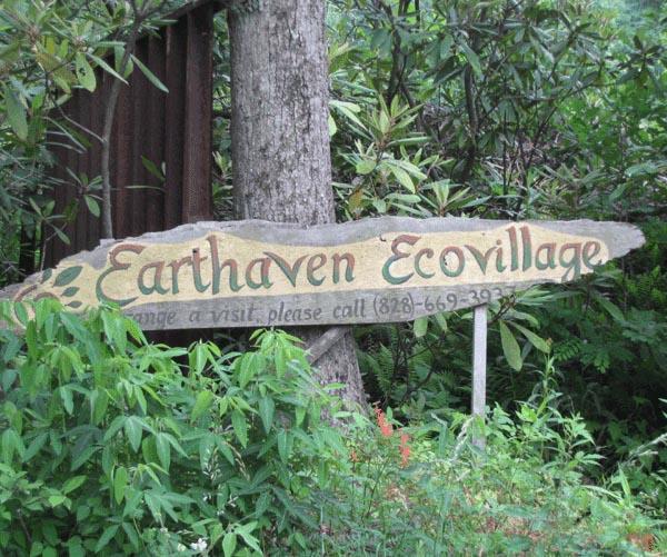 Earthaven Ekoköyü (Kaynak: thinkorthwim.com)