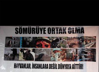 Ankara'da hayvan özgürlüğü için eylem!