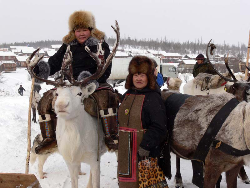 Sibirya Şamanları