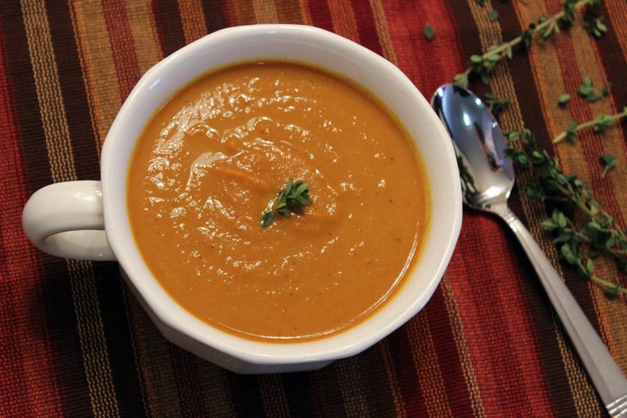 Vegan Kış Çorbası 2