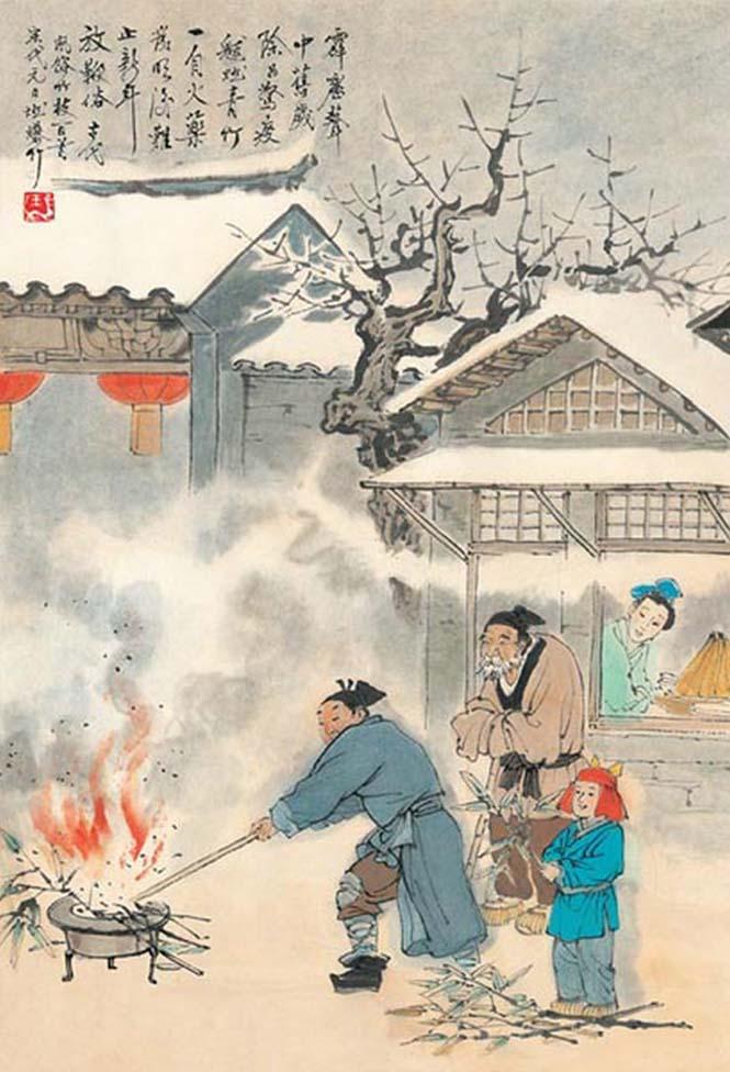 Bundan yaklaşık 2 bin yıl önce, Çin'de simya çalışmaları sırasında, ölümsüzlük iksirini bulmayı planlayan simyacılar, ilk maytapları ortaya çıkarmıştır.