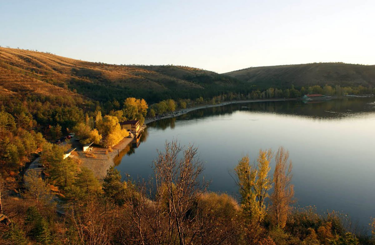 Eymir Gölü diplomatik otel