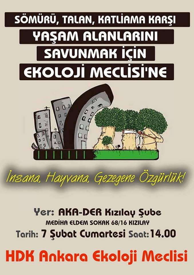 HDK Ekoloji Meclisi