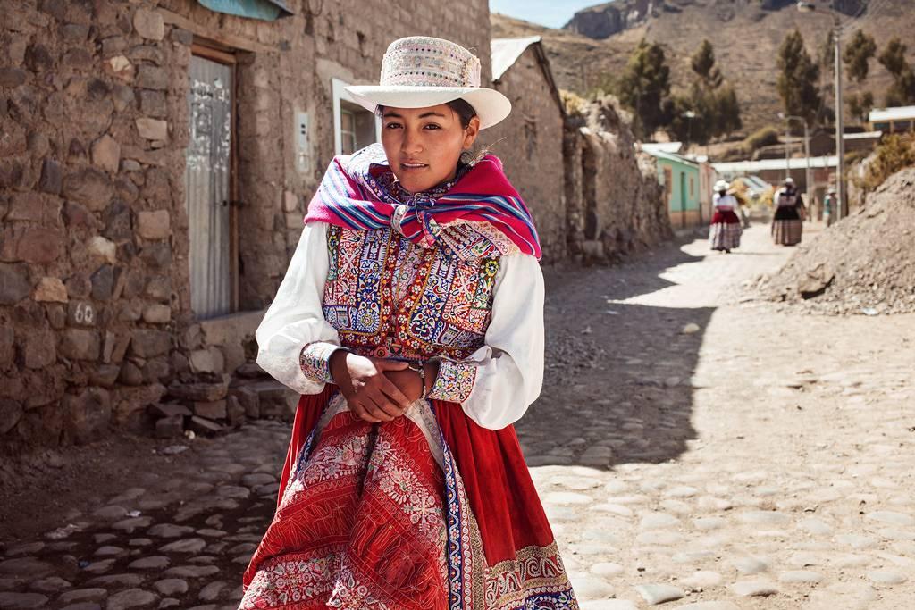 Colca Vadisi, Peru