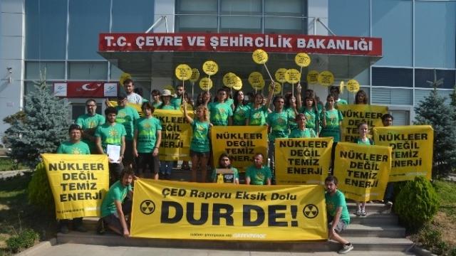 Greenpeace ÇED