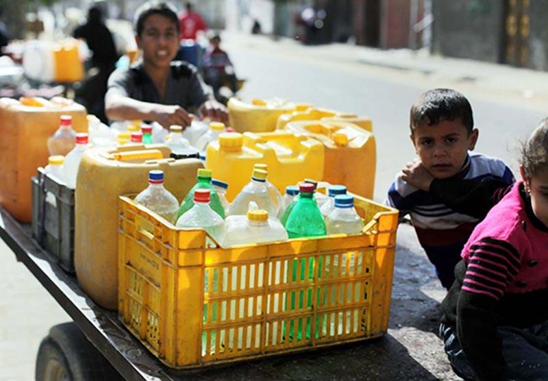 Temiz su ve çocuk