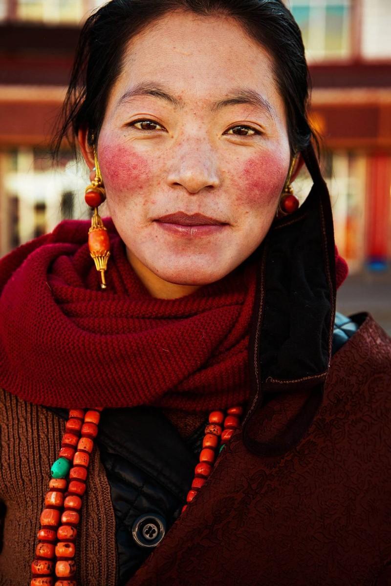 Tibet, Çin