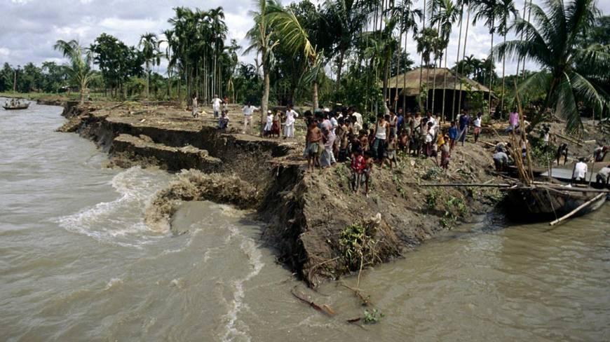 İklim değişikliği Bangladeş'in bütçesini aşıyor!