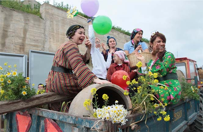 Alaçatı Ot Festivali 3