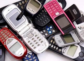 Almanya'da eski telefonlar artık çöpe atılmayacak