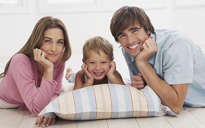 Anne baba ve çocuk