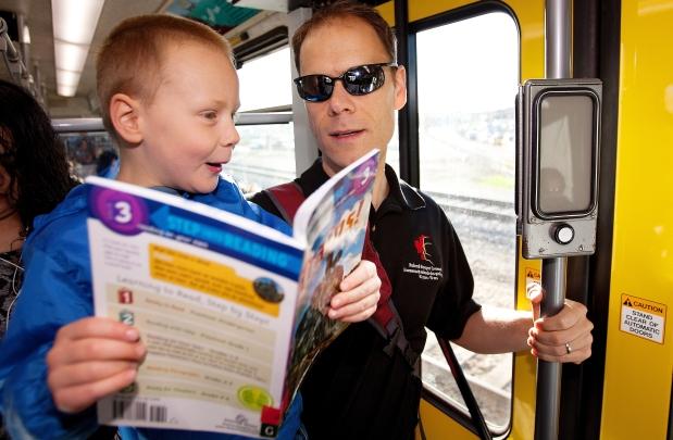 Baba ve çocuk okul öncesi eğitim