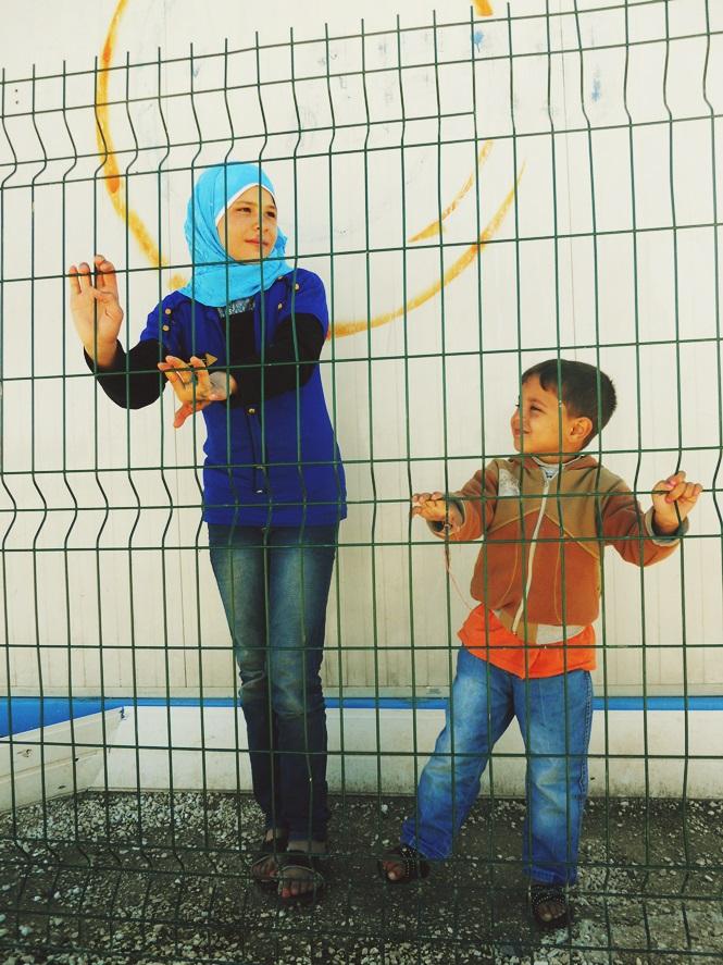 Suriye Mülteci Kampı, Harran