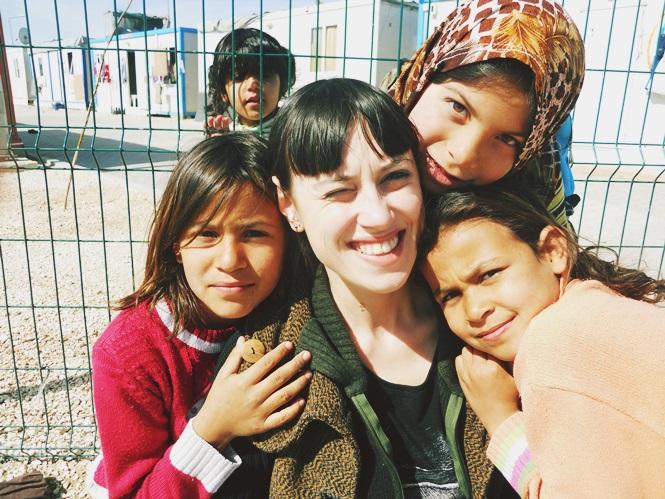 Suriye Mülteci Kampı, Harran, Çocuklar