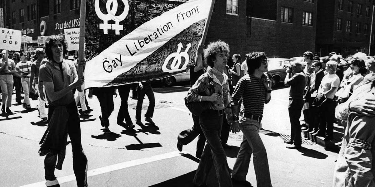 For love and for life, lgbtq people are not going back