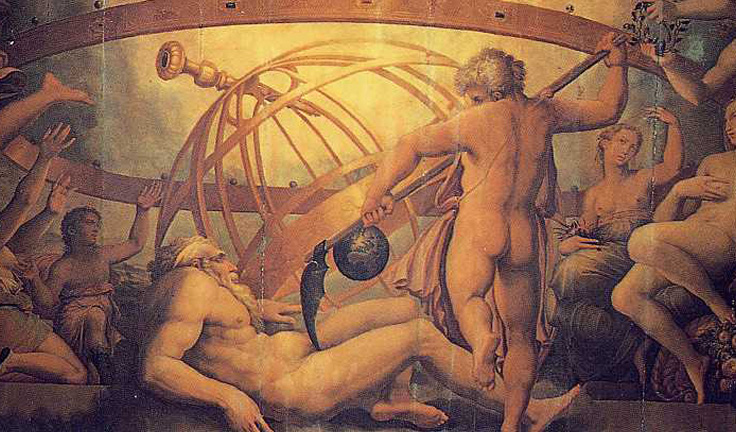 Kronos ve Uranos