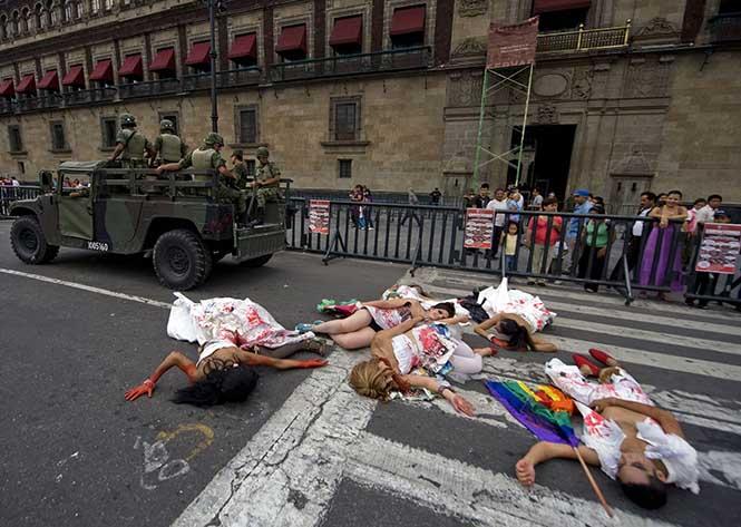 Meksika LGBTİ