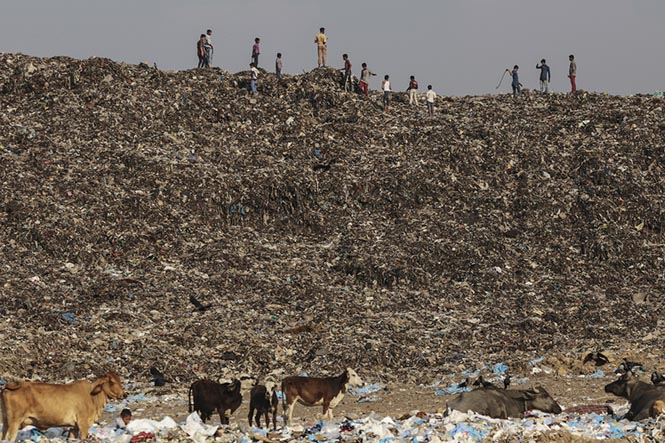 Mumbai Çöp 1