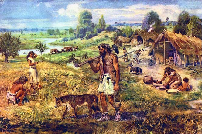 Neolitik Devrim 111