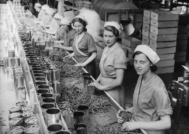 Sanayi Devrimi ve Kadın