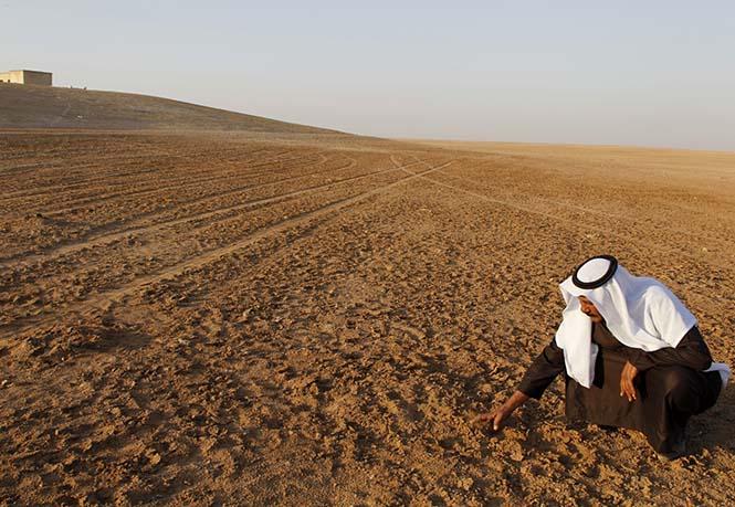 Suriye'de kuraklık