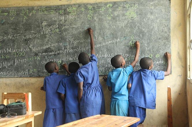 Bergin, Afrika'da iş eğitime geldiğinde bütün kaynakların ilk önce okullara, daha sonra civardaki kasabalara kullanıldığını belirtiyor. Kasabalara uzak olan çalılık arazilerde yaşayan çocukların ise, göreceli olarak dezavantajlı olduklarını ekliyor. Doğayı korumak için gidilmesi ve yardım edilmesi gereken noktaların da tam olarak çalılık araziler olduğunu belirtiyor.