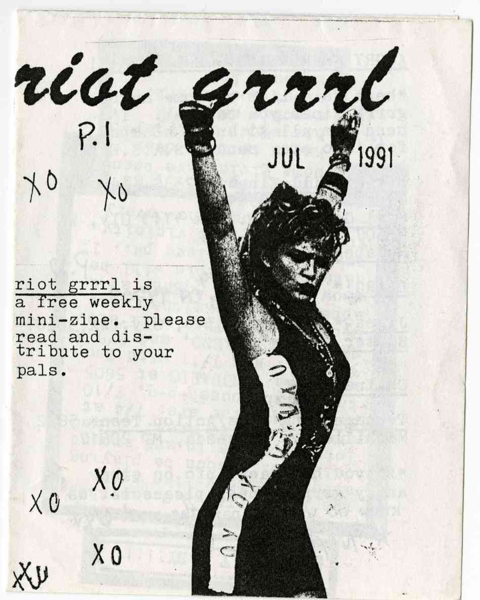 riot grrrl, feminzm, punk