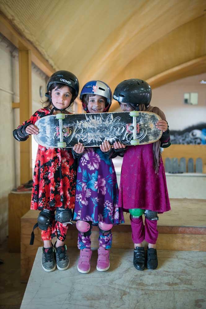 Afganistan Skateistan 1