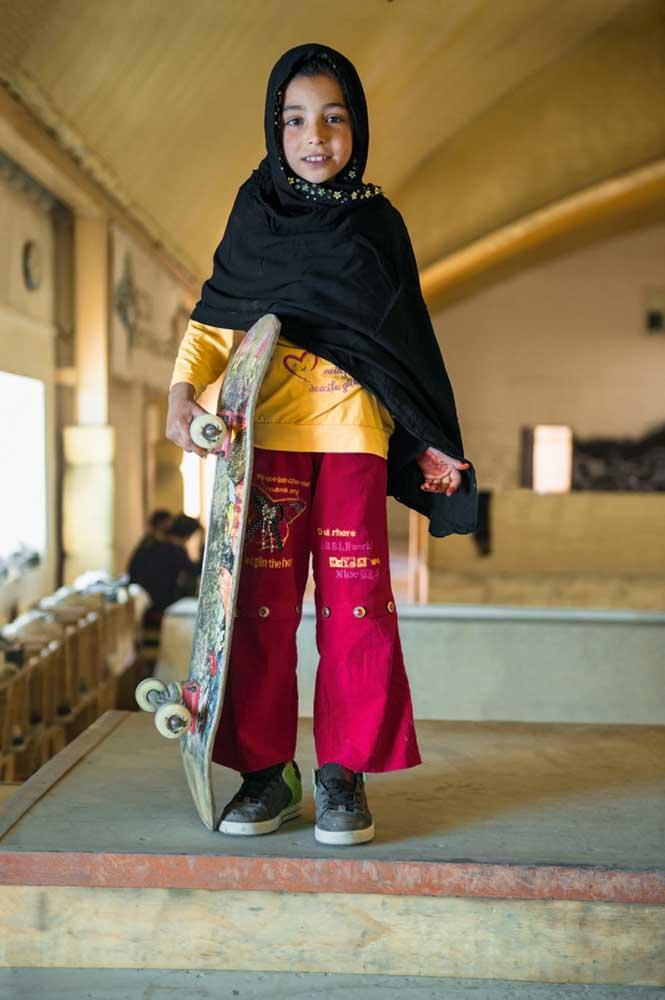 Afganistan Skateistan 2