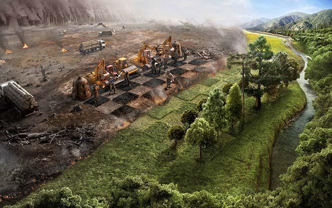 Doğa ve İnsan Savaşı