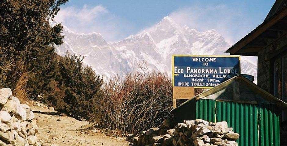 Ekoturizm Nepal