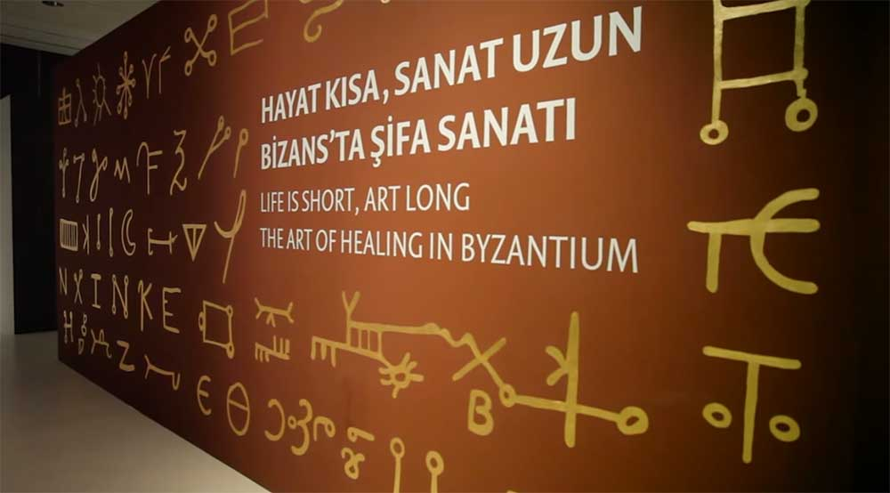 Hayat Kısa, Sanat Uzun: Bizans'ta Şifa Sanatı