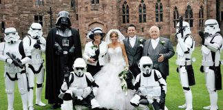 Jedi marriage evlilik