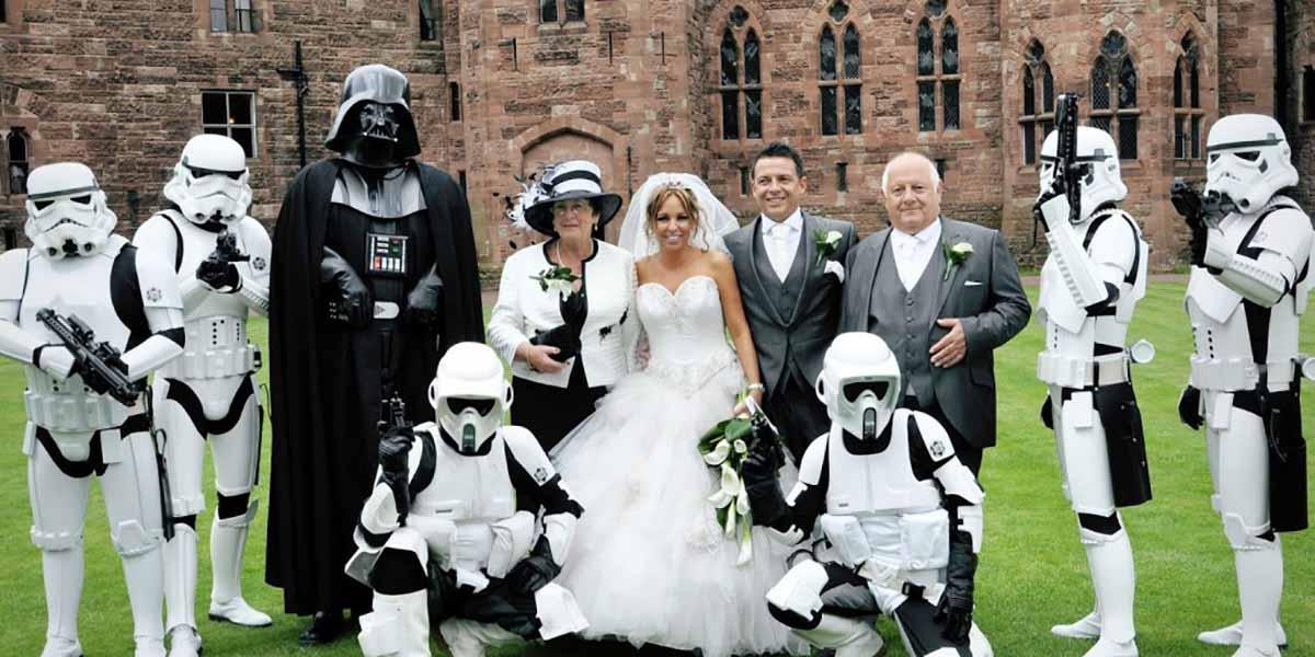 Jedi marriage evlilik