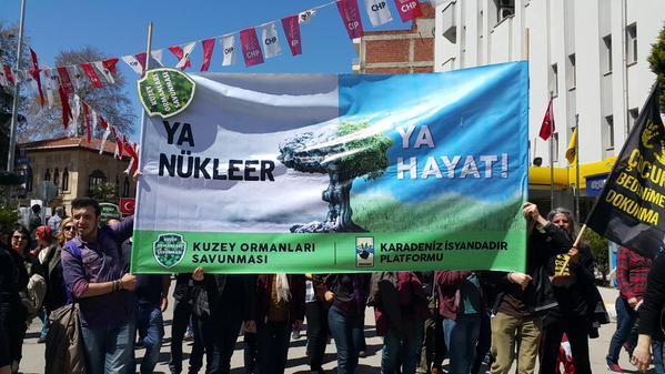 Kuzey Ormanları Savunması Nükleer