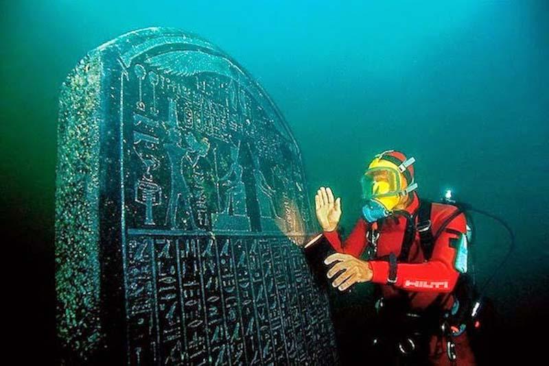 Mısır Şehri Heracleion