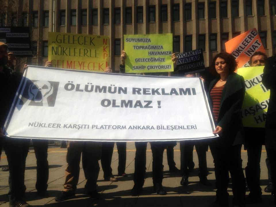 Nükleer Karşıtı Platform Ankara