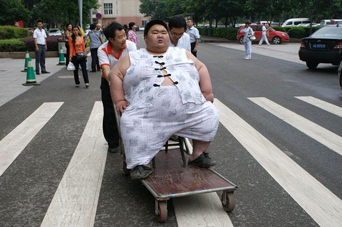 Obez İnsanlar