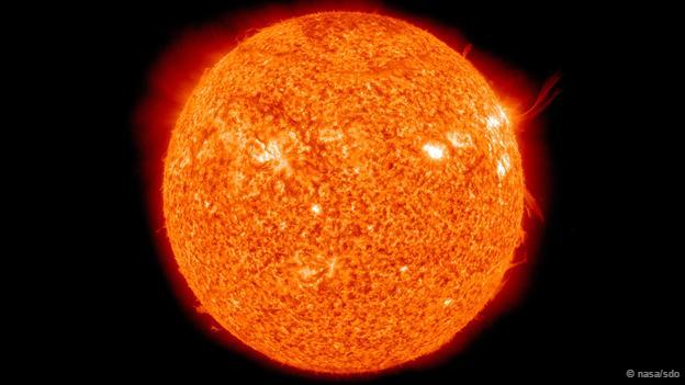 Güneş'imiz yıllık hareket döngülerine sahiptir.