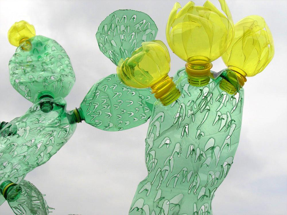 Поделки своими руками из бутылки для детей