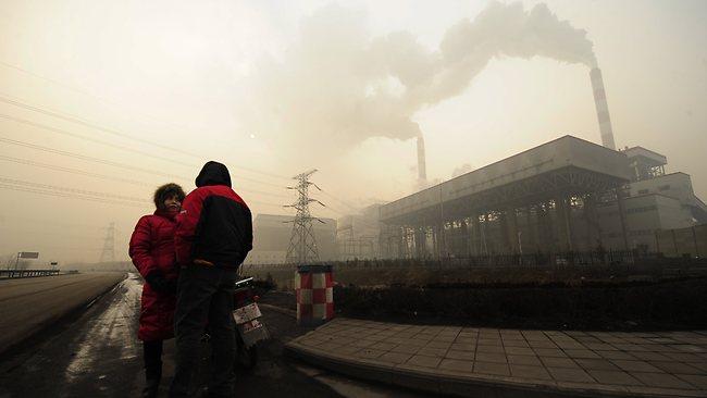 Çin Kömür Festivali