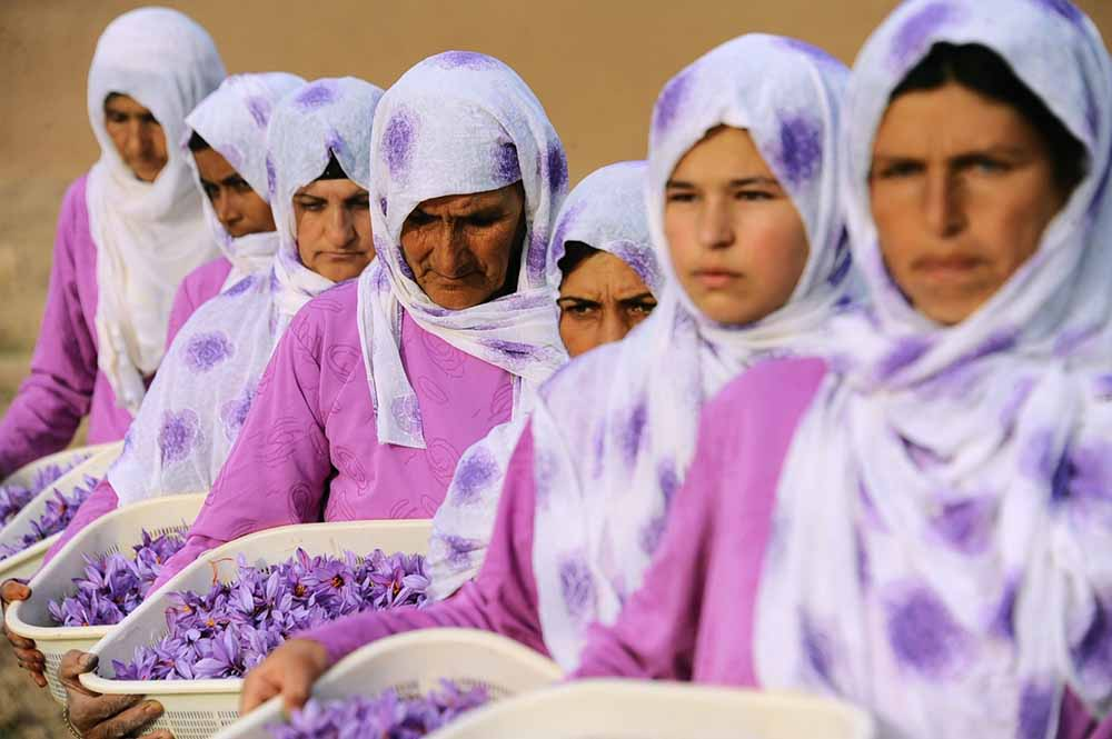 Afganistan Kadın 3  Afganistan'ın taç yaprakları kadınlar için açılıyor Afganistan Kad C4 B1n 3