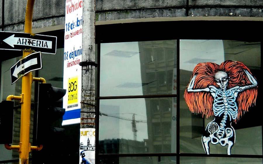 Bastardilla sokak sanatçısı 10