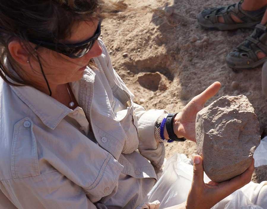 Dünyanın en eski taş aletleri 1
