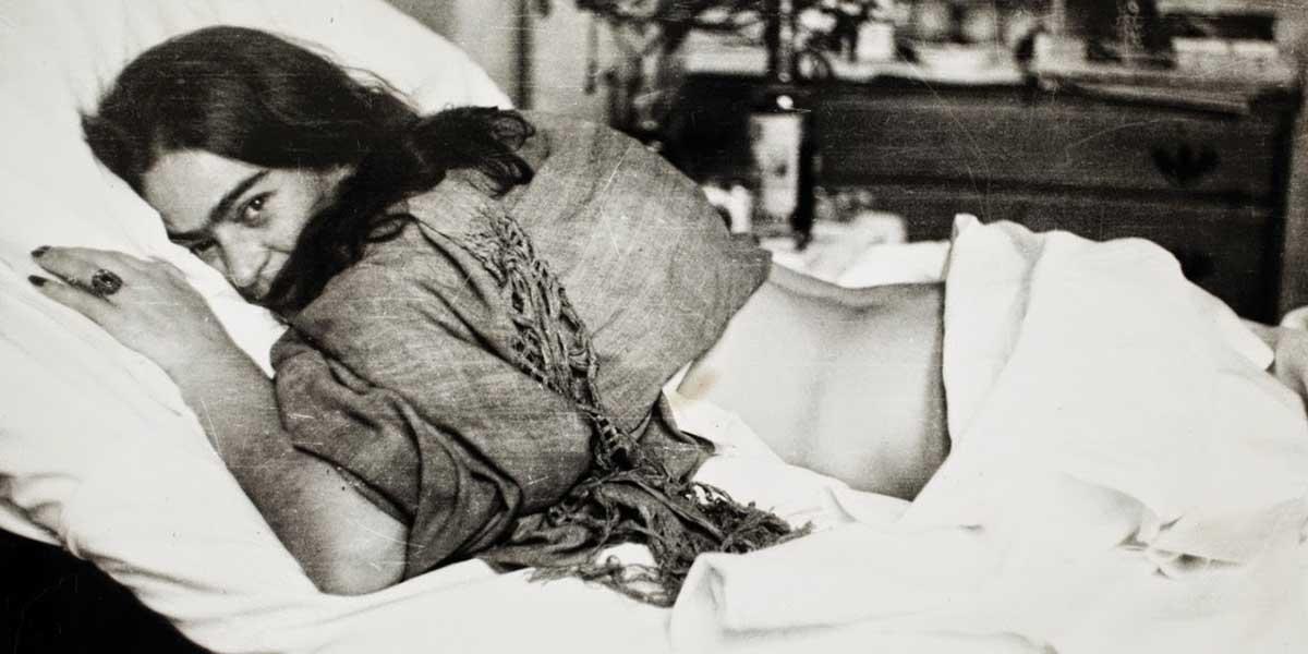 Acısıyla, Aşkıyla; Frida Kahlo'dan Kalan Fotoğraflar